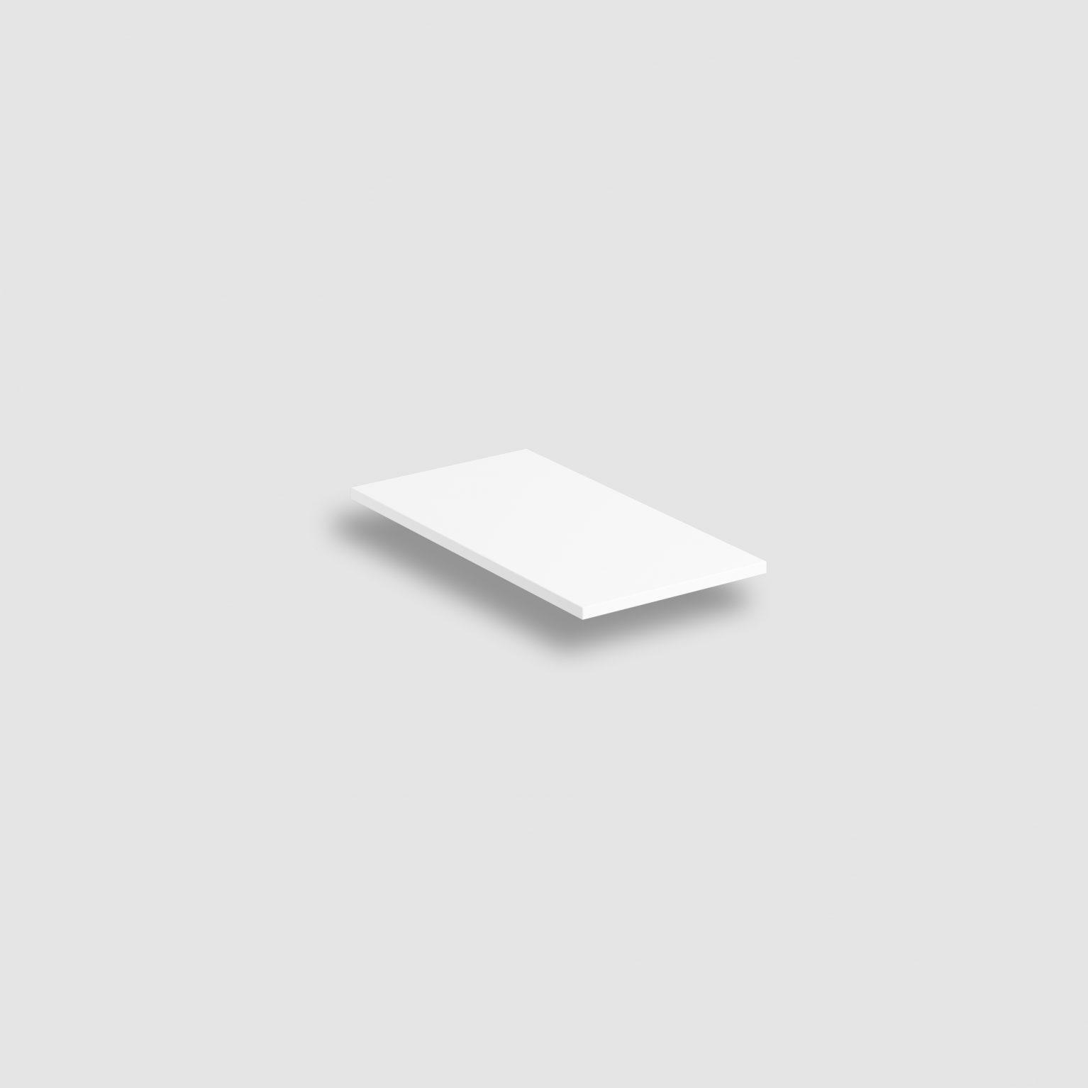 Hammock Frame inleg planchet 30 cm, mat wit aluite)