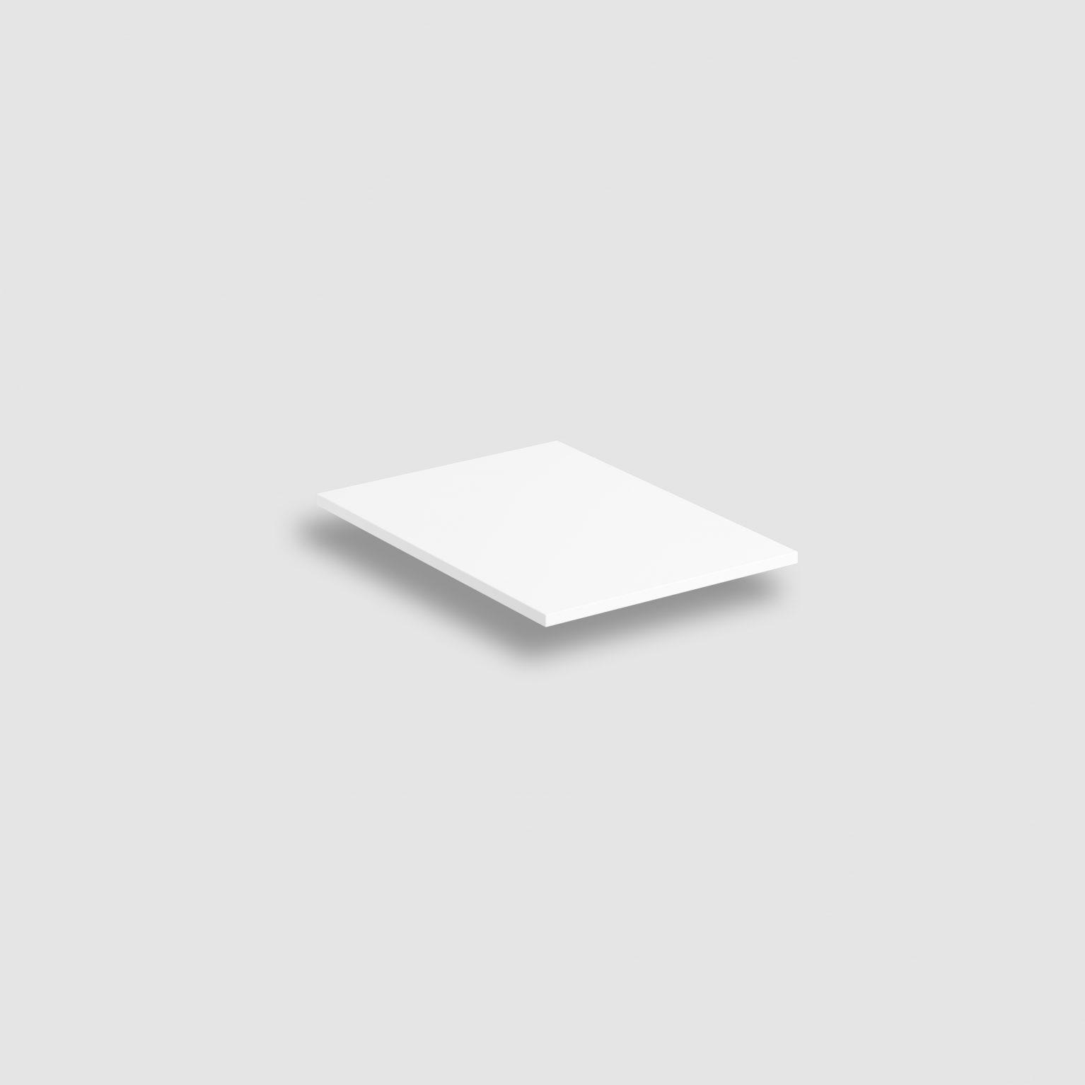 Hammock Frame inleg planchet 40 cm, mat wit aluite)