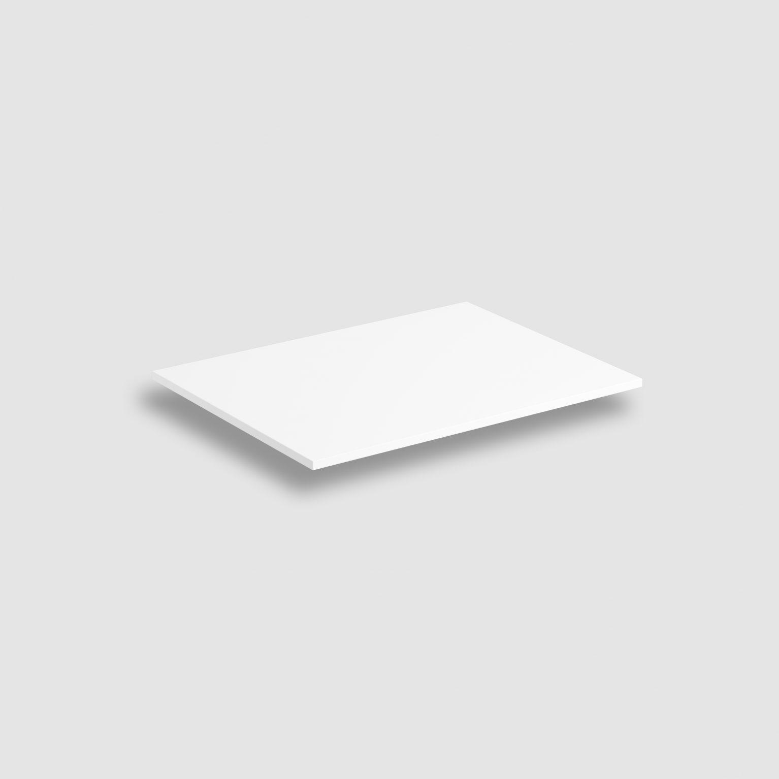 Hammock Frame inleg planchet 70 cm, mat wit aluite)