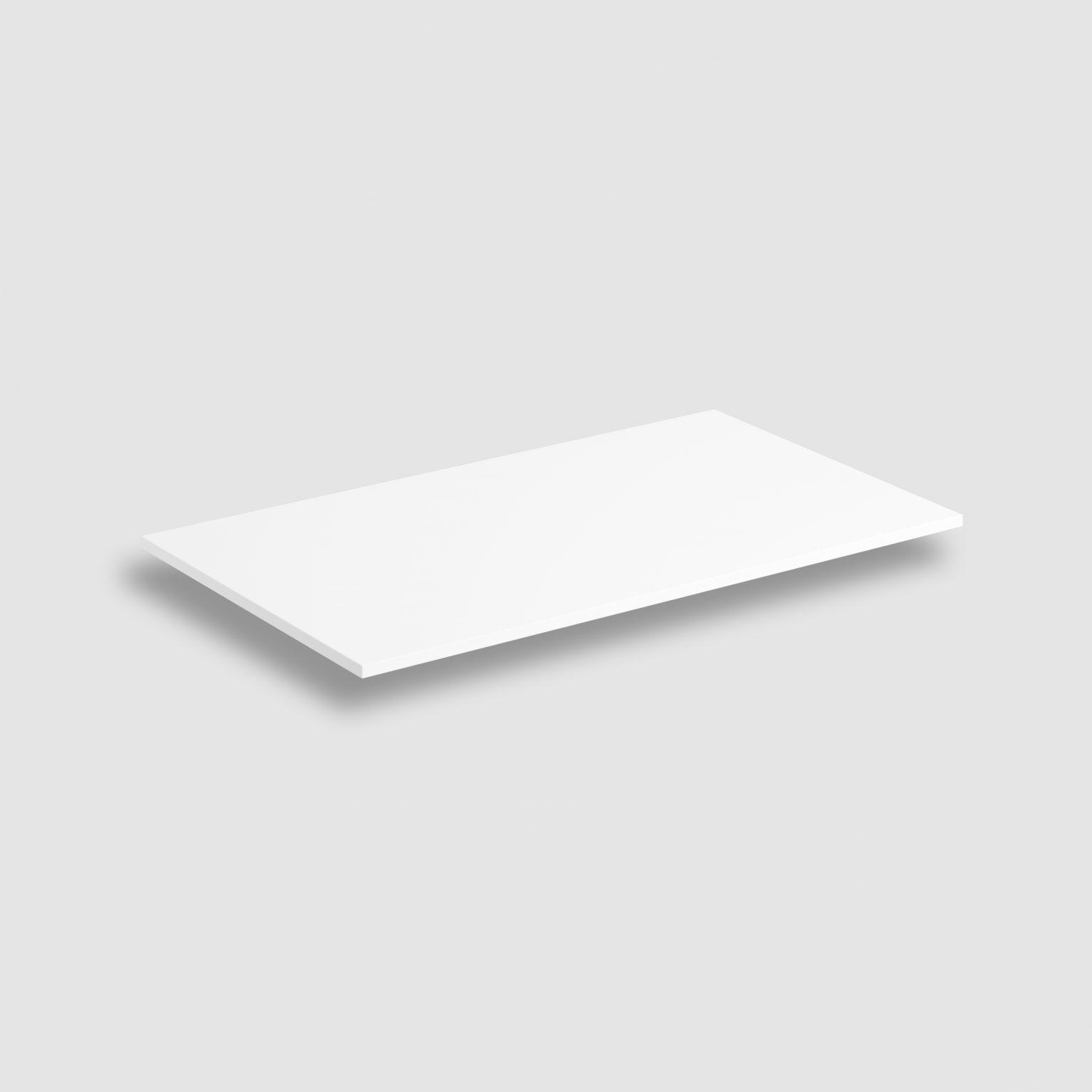 Hammock Frame inleg planchet 90 cm, mat wit aluite)