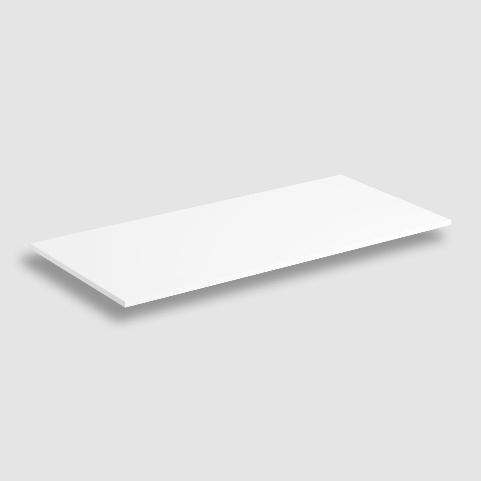 Hammock Frame inleg planchet 107 cm, mat wit aluite)