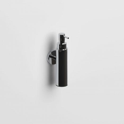 Sjokker zeepdispenser 100cc, wandmodel, chroom)